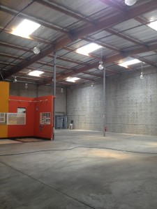 7324 Bellaire Ave., North Hollywood 91605 - Warehouse for lease interior