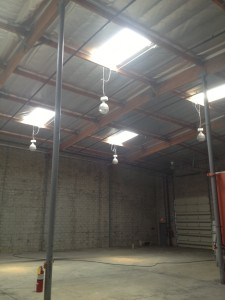 7324 Bellaire Ave., North Hollywood, CA 91605 - Warehouse for Lease interior 2